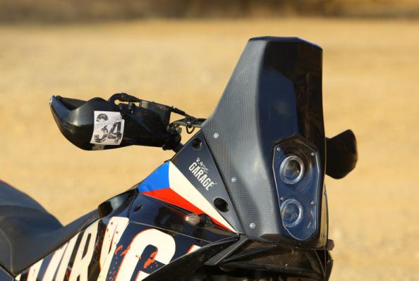 KTM 990 950 LC8 rally screen