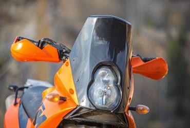 KTM 990 windscreen EVO6