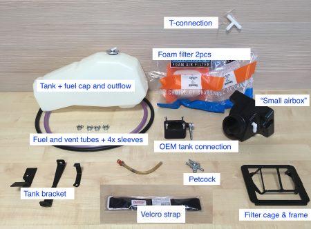 690 tank FF kit