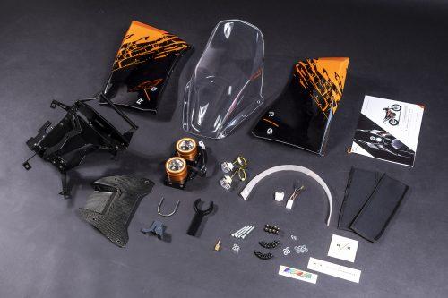 KTM 950 SE set