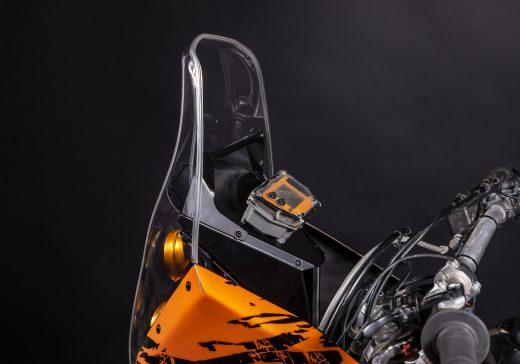 KTM SE cockpit