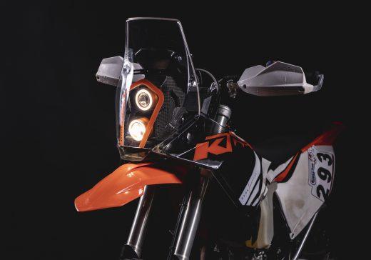 KTM EXC Fairing