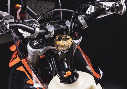 KTM EXC Scotts damper adapter