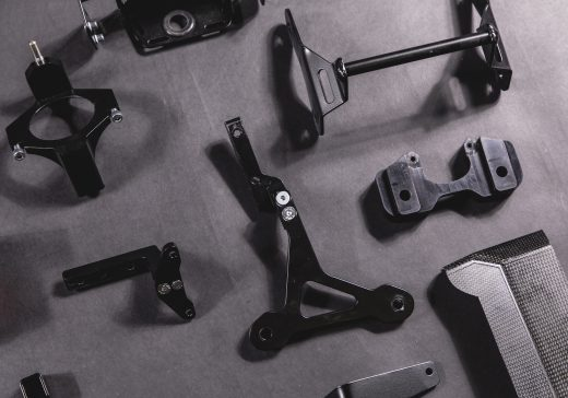 KTM EXC clamps