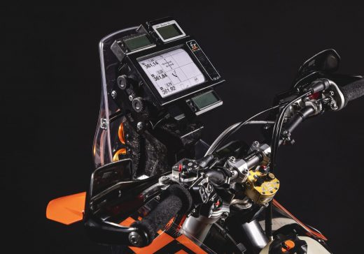 KTM EXC F2R support plate