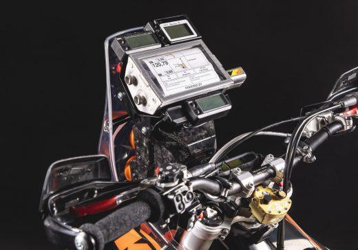 KTM EXC MigTec roadbook
