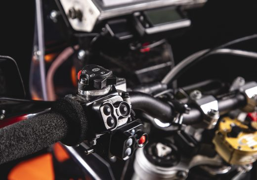 KTM tripmaster speedocap switch