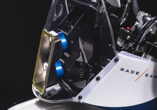 RADEGARAGE 701 fairing