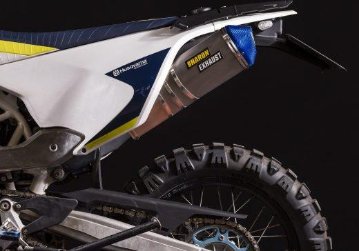 Husqvarna 701 racing exhaust
