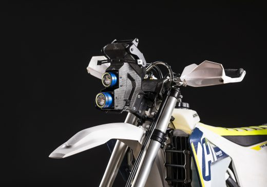 Husqvarna FE rally tower