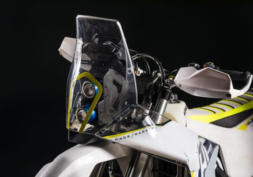 Husqvarna FE roadbook