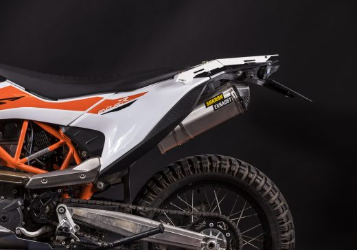KTM 690 2019 Racing exhaust SHARON