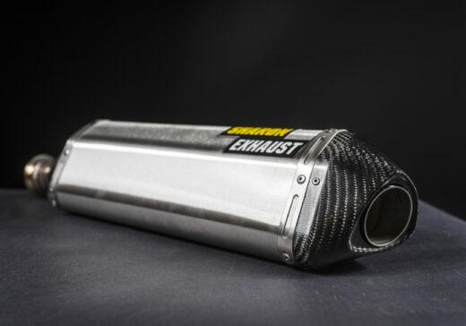 KTM 690 supermoto 2019 SHARON exhaust