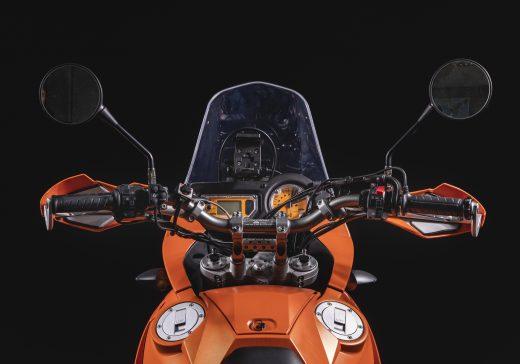 KTM 990 RRL screen