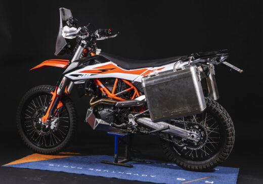 KTM 690 2019 pannier racks
