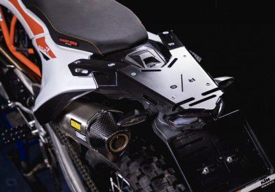 KTM 690 enduro rack set