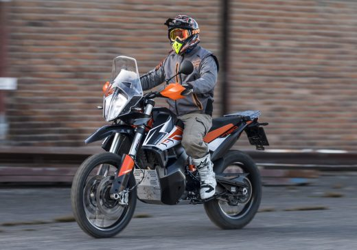 KTM 790 Windshield RG