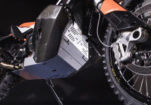 KTM 790 skid plate RADEGARAGE