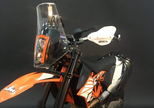 KTM 690 Windshield