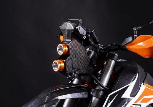 KTM 790 carbon tower RADE:GARAGE
