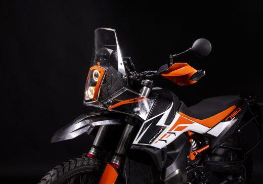 KTM 790 fairing kit RADE:GARAGE