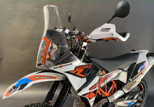 KTM 690 fairing RADE GARAGE
